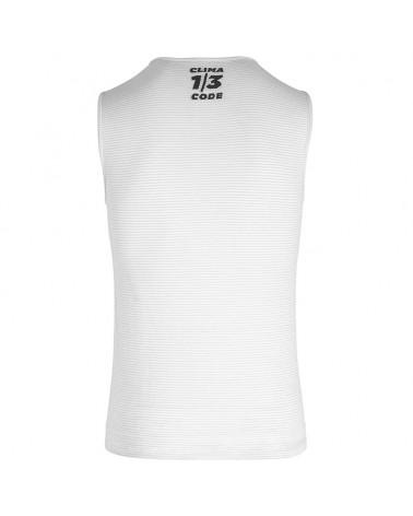 Assos Summer NS Men's Skin Layer, Holy White