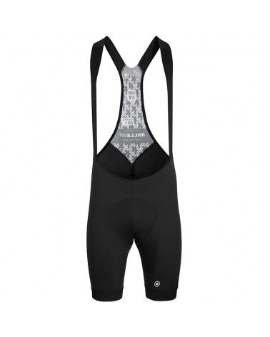 Assos Mille GT Men's Cycling Bibshorts, Black Series