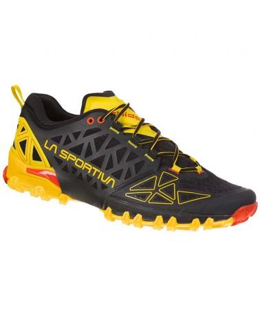La Sportiva Bushido II Scarpe Uomo, Black/Yellow