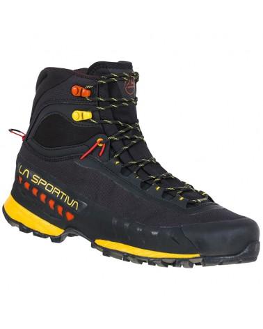 La Sportiva TXS GTX Gore-Tex Men's Boots, Black/Yellow