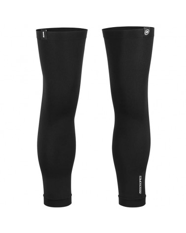 Assos Knee Foil Warmers, Black Series