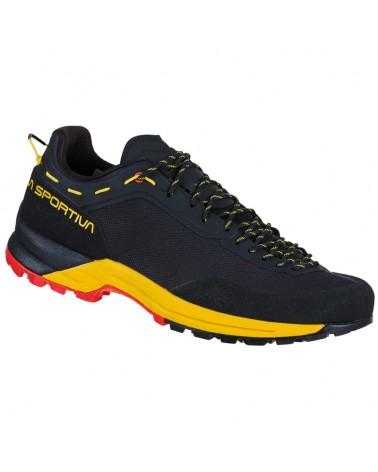 La Sportiva TX Guide Men's Approach Shoes, Black/Yellow