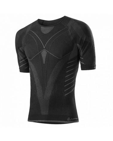 Loeffler Maglia Intimo Maniche Corte Transtex Warm Seamless SS Shirt, Black