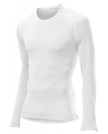 Loeffler Maglia Intimo Maniche Lunghe Transtex Warm LS Shirt, White
