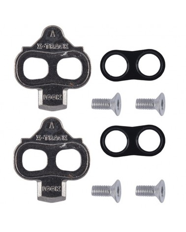 Look X-Track Cleat Black for MTB Pedals