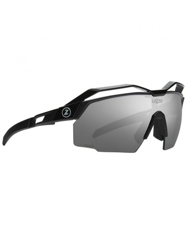 Lazer Vento Photochromic Cycling Glasses, Matte Black