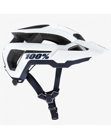 100% Altec MTB Helmet, White