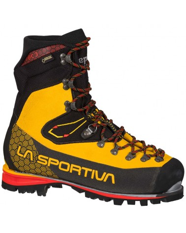 La Sportiva Nepal Cube GTX Gore-Tex Men's Mountaineering Boots, Yellow