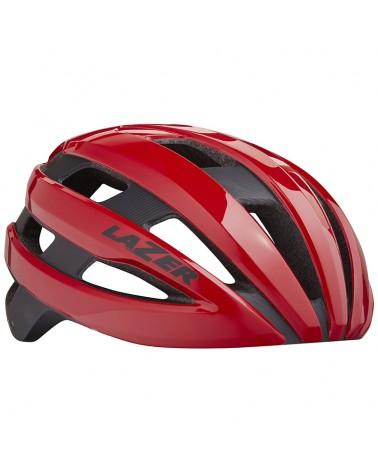 Lazer Sphere Road Cycling Helmet, Red