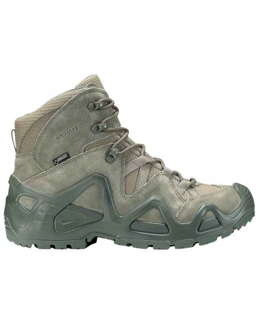 Lowa Zephyr MID TF GTX Gore-Tex Bottes Tactiques Homme, Sage
