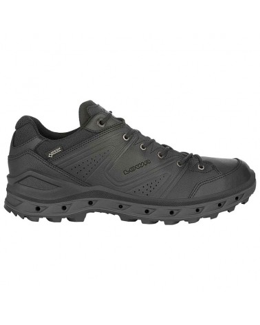 Lowa Aerano GTX Gore-Tex Men's All Terrain Classic Shoes, Black