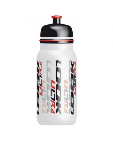 Look Ultra Water Bottle 600 ml, Transparent