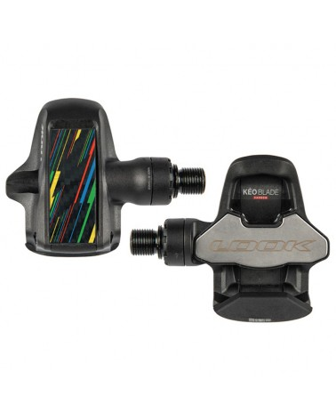 Look Keo Blade Carbon CR 12+16 Road Bike Pedals with Cleats