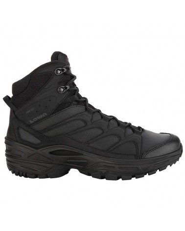Lowa Innox TF LE Mid GTX Gore-Tex Men's Tactical Boots, Black (Leather)
