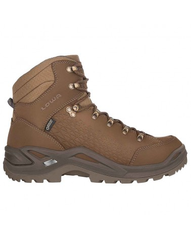 Lowa Renegade Mid SP GTX Gore-Tex Men's All Terrain Boots, Nutmeg