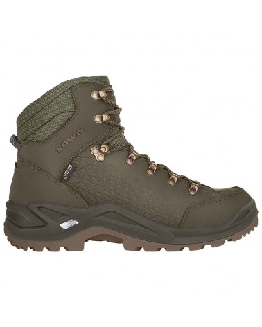 Lowa Renegade Mid SP GTX Gore-Tex Men's All Terrain Boots, Basil