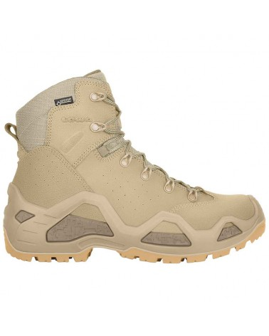 Lowa Z-6S C GTX Gore-Tex Men's Tactical Boots Suede Leather, Desert