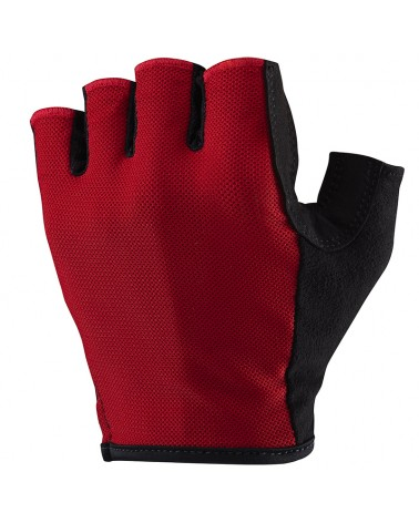 Mavic Essential Men's Cycling Short Fingers Gloves, Haute Red