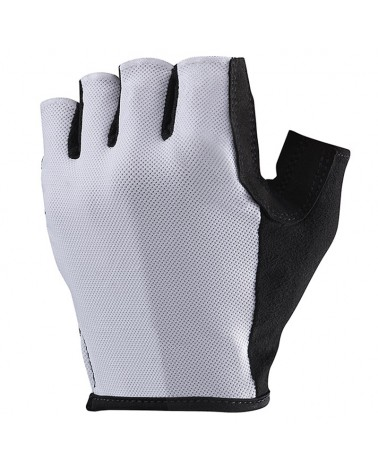 Mavic Essential Men's Cycling Short Fingers Gloves, White