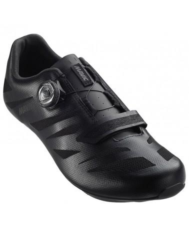 Mavic Cosmic Elite SL Men's Road Cycling Shoes, Black/Black