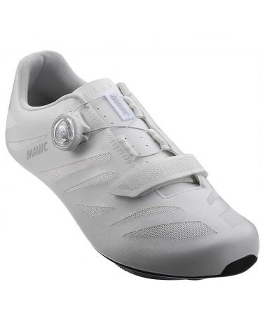 Mavic Cosmic Elite SL Men's Road Cycling Shoes, White/White