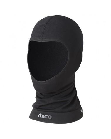 Mico Warm Control Skintech Sottocasco Balaclava Seamless, Nero (Taglia unica)