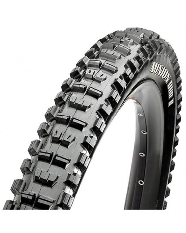 Maxxis Minion DHR II Exo TR 27,5X2.60 60TPI Dual Compound Folding, Black