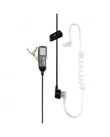 Midland MA 31 Microfono con Auricolare Pneumatico 2 Pin