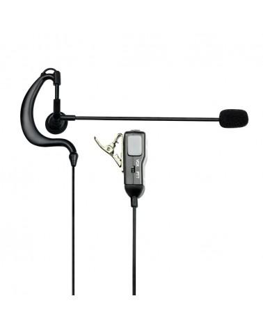 Midland MA30-L Microfono con Braccetto e Auricolare 2 Pin