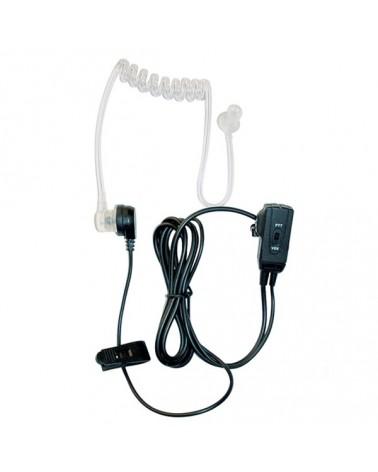 Midland MA31-LK Microfono con Auricolare Pneumatico con Connettore Kenwood