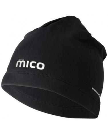 Mico Extra Dry Cuffia/Berretto Running, Nero (Taglia unica)