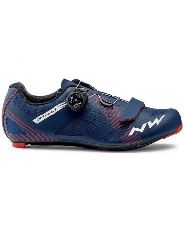 Northwave Storm Carbon Road Cycling Shoes, Dark Blue