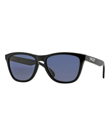 Oakley Occhiali Frogskins Polished Black/Grey