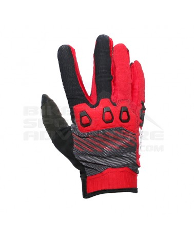 Oakley Guanti Automatic Glove, Red Line