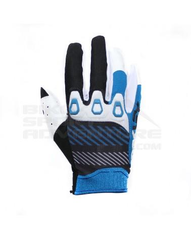 Oakley Guanti Automatic Glove, Blue Line