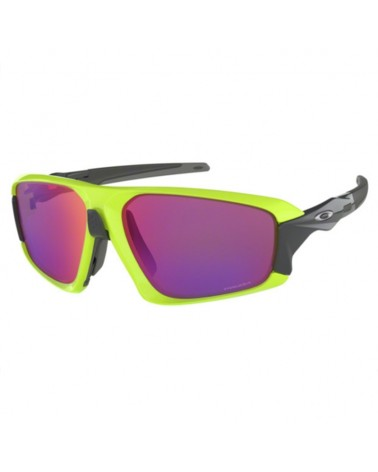 Oakley Occhiali Field Jacket Retina Burn/Prizm Road