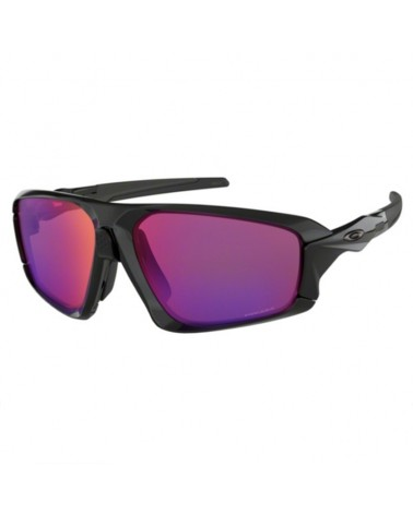 Oakley Occhiali Field Jacket Polished Black/Prizm Road