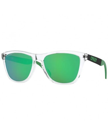 Oakley Frogskins Mix Glasses Polished Clear/Prizm Jade Iridium