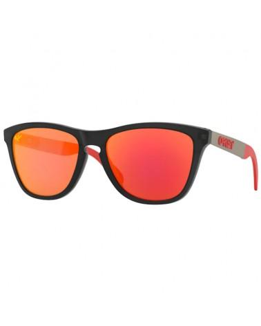 Oakley Frogskins Mix MotoGP Collection Glasses Matte Black Ink/Prizm Ruby