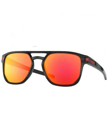 Oakley Occhiali Latch Beta Polished Black/Prizm Ruby