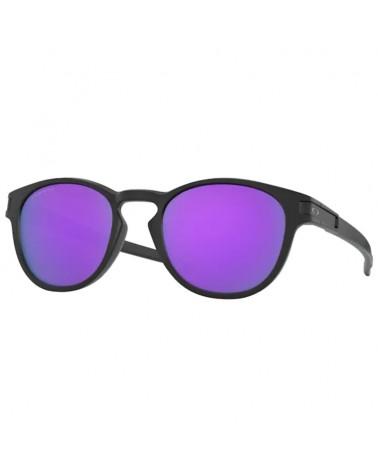 Oakley Latch Glasses Matte Black/Prizm Violet