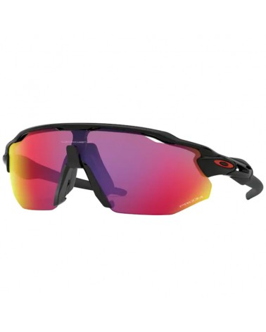 Oakley Cycling Glasses Radar EV Advancer Polished Black/Prizm Road