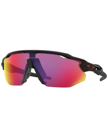 Oakley Cycling Glasses Radar EV Advancer Polished Black/Prizm Road