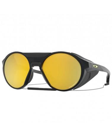 Oakley Glasses Clifden Matte Black/Prizm 24K Polarized