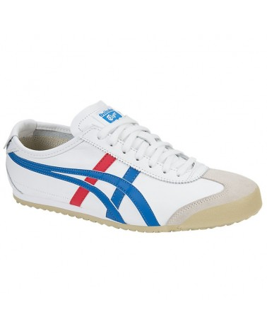 Onitsuka Tiger Scarpe Mexico 66, White/Blue