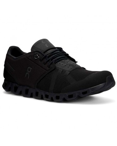 On Cloud Men's Running Shoes, All Black