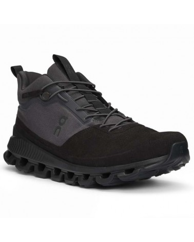 On Cloud Hi Men's Shoes, Eclipse/Black