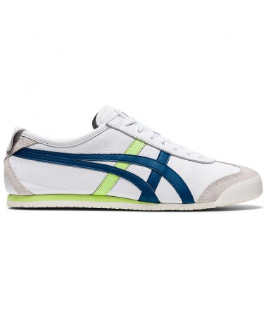 Onitsuka Tiger Mexico 66, White/Mako Blue