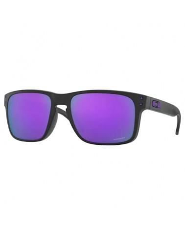 Oakley Holbrook Glasses Matte Black/Prizm Violet