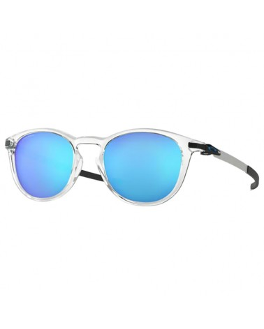 Oakley Pitchman R Glasses Polished Clear/Prizm Sapphire